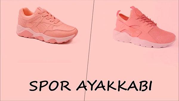 14 Şubat Hediye Önerileri spor ayakkabı