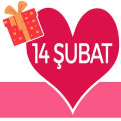 14 Şubat Hediye Önerileri | 14 Şubat Hediyeleri | Sevgililer Günü Hediyesi