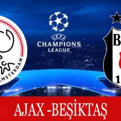 Ajax Beşiktaş maçı Canlı İzle Şifresiz Ajax-Bjk