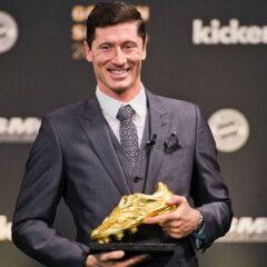 Altın Ayakkabı 2021: Altın Ayakkabı Ödülü Robert Lewandowski
