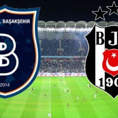 Başakşehir Beşiktaş maçı Canlı İzle Şifresiz BJK maçı izle