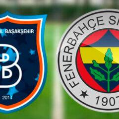 Başakşehir Fenerbahçe Maçı Canlı izle Bein Sport linki