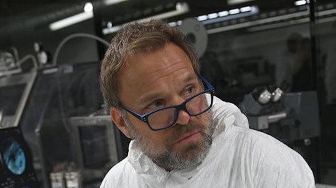Debris Dizisi Oyunculari Norbert Leo Butz