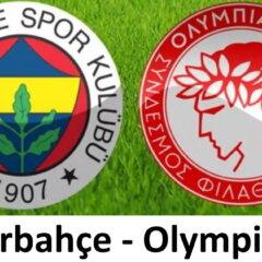 Fenerbahçe Olympiakos maçı bilet fiyatları ne kadar?