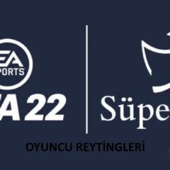 Fifa 22 Oyuncu Reytingleri Süper Lig Türkiye