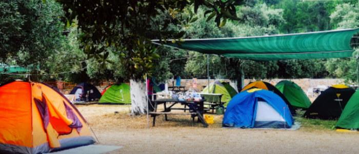 Akbük Eses Camping, Ula