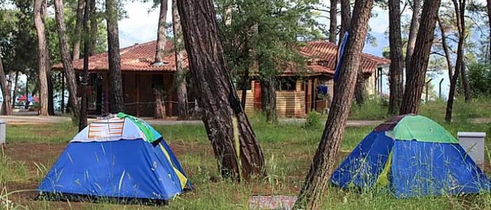 Akyaka Orman Kampı Marmaris