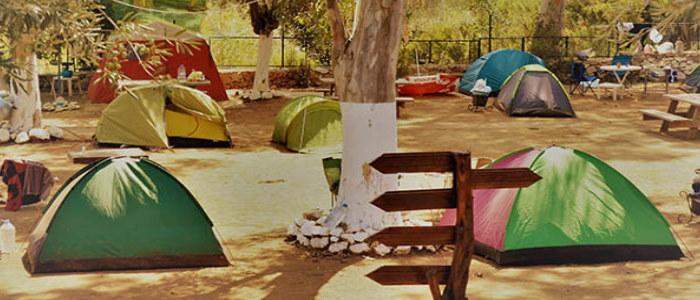 Azmakbaşı Camping, Ula