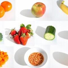 Diyet Listesi Meyve Porsiyonları
