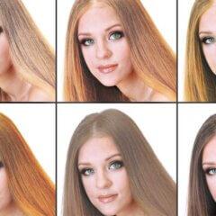 Doğru Saç Rengi Seçimi