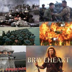 En iyi savaş filmleri