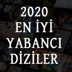 En iyi yabancı diziler 2020