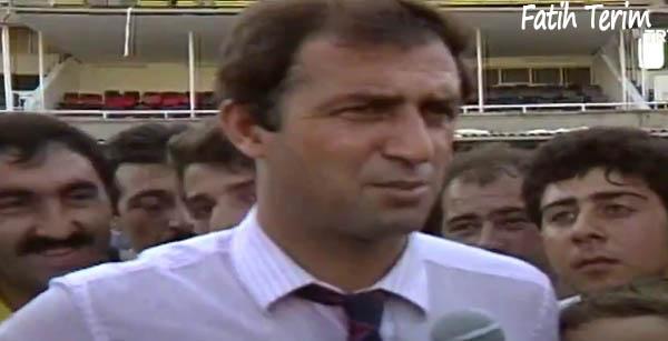 Fatih Terim Ankaragücü Teknik Direktörü