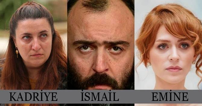 Fatma Dizisi Kızkardeşi Emine Ev Sahipleri İsmail Kadriye kim?