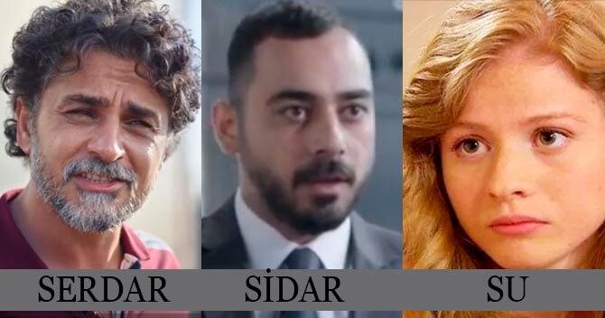 Fatma dizisi tır Şöförü Serdar Avukar Sidar Su kimdir?