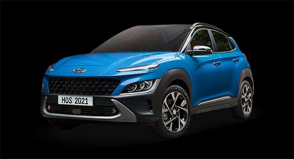 Yeni Hyundai KONA, lansmana özel 231.000 TL'den başlayan fiyatlarla.