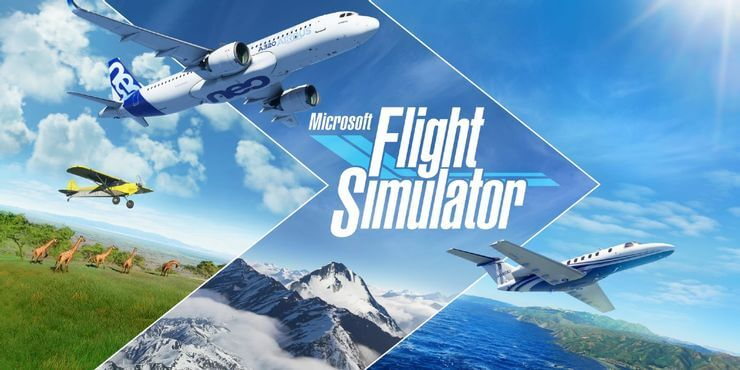 en iyi oyunlar pc microsoft flight simulator