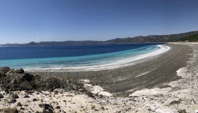 Nada'dan Salda Gölü Paylaşımı