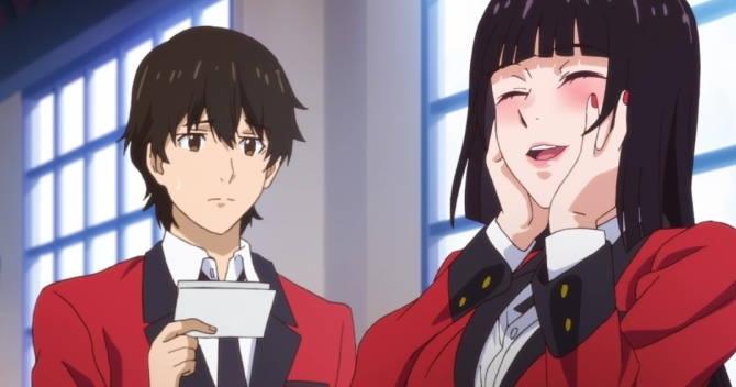 Netflix En İyi Animeler Kakegurui