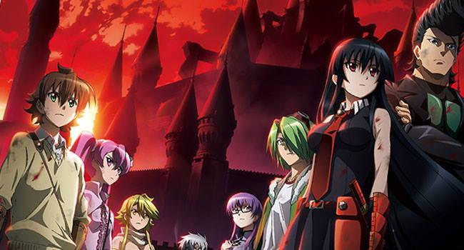 Akame Ga Kill En iyi animeler