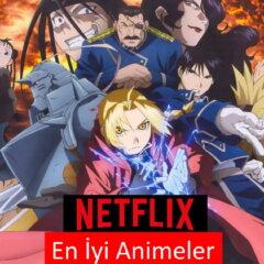 Netflix En İyi Animeler » Netflix'teki En İyi Anime Diziler