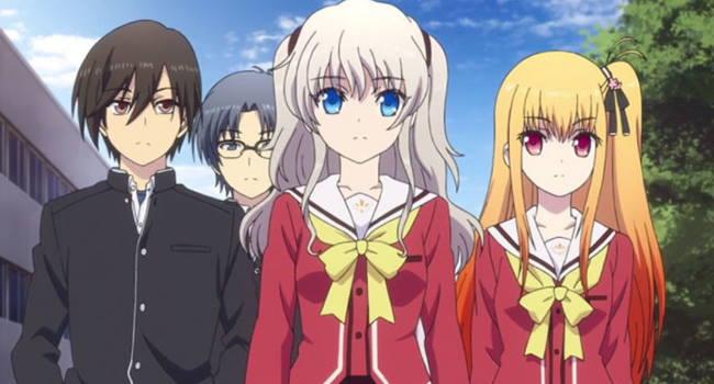 Netflix'teki En İyi Anime Diziler Charlotte