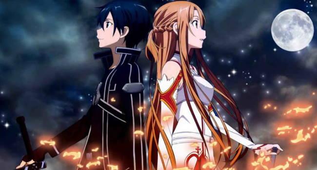Sword Art Online Anime Dizisi