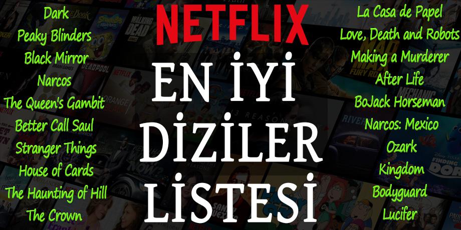 Netflix En İyi Diziler Listesi: Netflix'te En Çok Sevilen Diziler IMDb