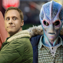 Resident Alien Dizisi Konusu ve Oyuncuları