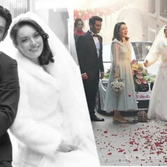 Masumlar Apartmanı Safiye & Naci Hoca Düğün Fotoğrafları