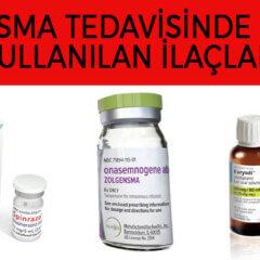 SMA tedavisinde kullanılan ilaçlar