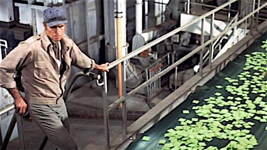 En İyi Distopya Filmleri Soylent Green