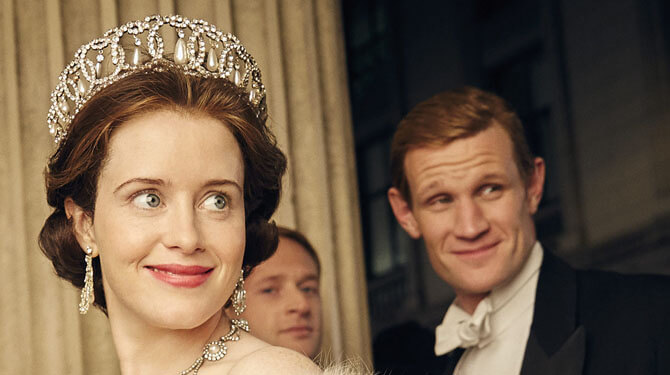 The Crown, Drama Dalında En İyi Dizi
