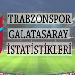 trabzonspor-galatasaray-istatistikleri