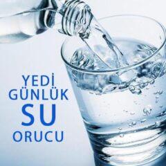 Yedi günlük su orucu