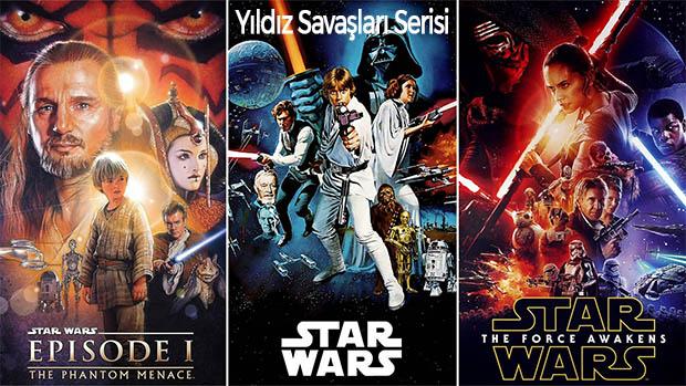 Yıldız Savaşları Serisi