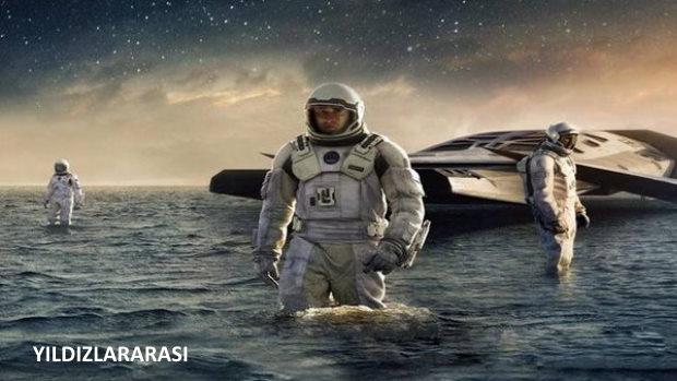 Yıldızlararası En İyi Uzay Filmleri